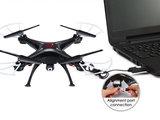 Syma X5SW FPV quadcopter zwart_