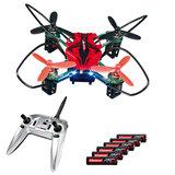 afbeelding van de Carrera Micro Quadcopter