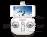 Syma X15W FPV quadcopter zwart