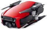 afbeelding van de DJI Mavic Air Fly More Combo rood quadcopter