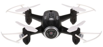 Syma X22W FPV quadcopter zwart