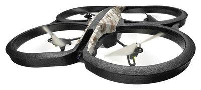 Parrot AR.Drone 2.0 Elite Edition quadcopter sand