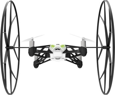 Parrot Rolling Spider camera quadcopter wit