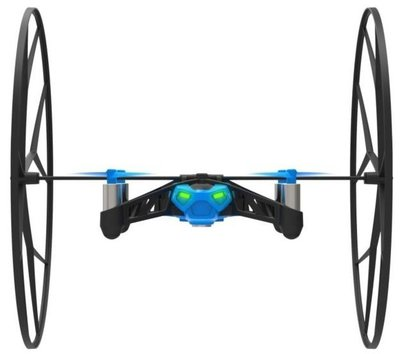 Parrot Rolling Spider camera quadcopter blauw