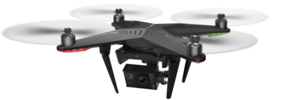 Xiro Xplorer G quadcopter