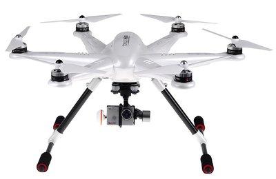 Walkera Tali H500 FVP camera hexacopter