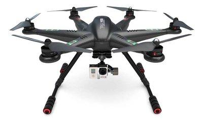 Walkera Tali H500 FVP camera hexacopter carbon