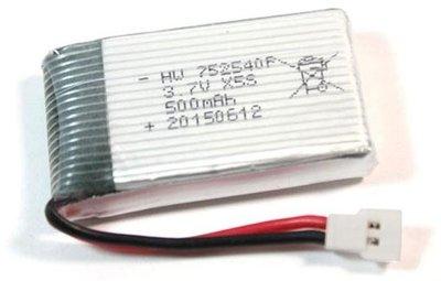 Syma batterij 3,7 volt 500 mAh voor X5C / X5SC / X5SW