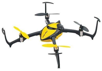 Dromida Verso quadcopter geel