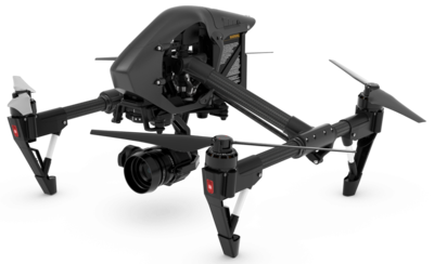 DJI Inspire 1 Pro Black Edition quadcopter