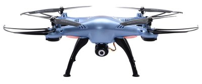 Syma X5HC HD-camera quadcopter blauw