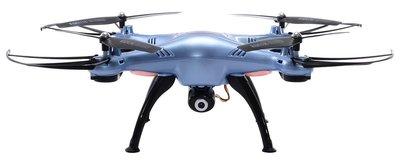 Syma X5HC HD-camera quadcopter blauw