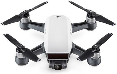 DJI Spark wit quadcopter