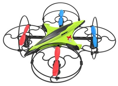 DIYI D3 quadcopter
