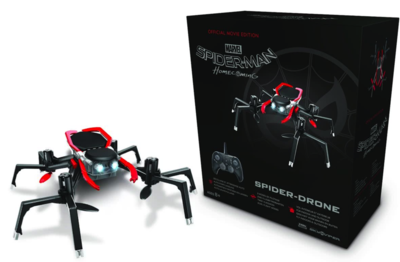 SkyViper Spider-Man quadcopter