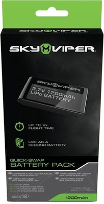 SkyViper Quick-Swap Batterij