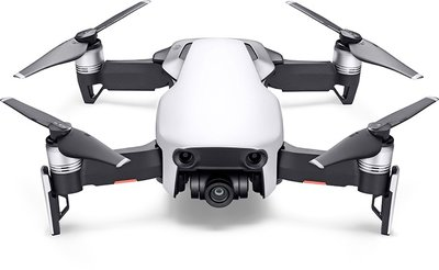 DJI Mavic Air wit quadcopter