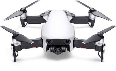 DJI Mavic Air wit quadcopter