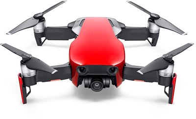 DJI Mavic Air rood quadcopter