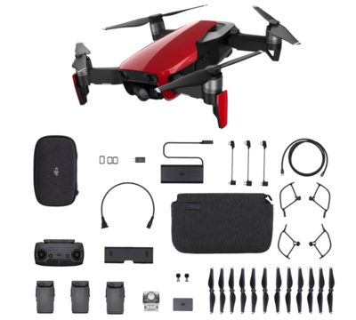 DJI Mavic Air Fly More Combo rood quadcopter