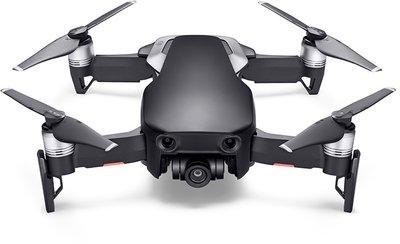 DJI Mavic Air zwart quadcopter