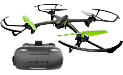 SkyViper V2450FPV quadcopter