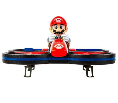 Carrera RC Nintendo Mario quadcopter