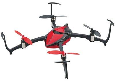 Dromida Verso quadcopter rood