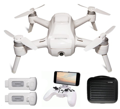 Yuneec Breeze Bundel 4K quadcopter