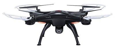Syma X5SW FPV quadcopter zwart