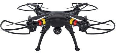 Syma X8C quadcopter zwart