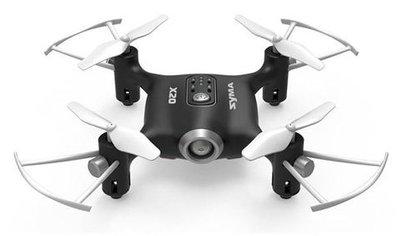 Syma X20 quadcopter zwart
